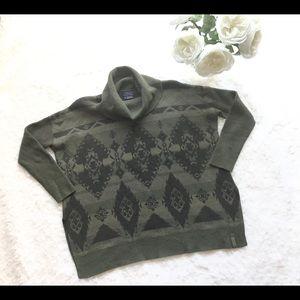 Polo Ralph Lauren Italian Yarn Turtleneck Sweater